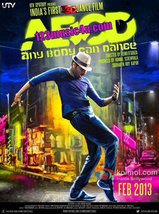 ABCD - Any Body Can Dance Songs By Jigar Saraiya All Hindi Mp3